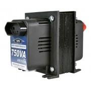 Transformador De Voltagem 750va 525w 110/220v E 220/110