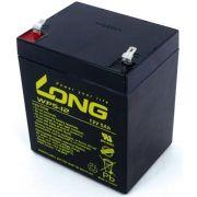 2pçs Bateria 12v 5a Long Nobreak Sms Apc Wp5-12