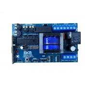 2pcs Central Comando Portao Eletro Ppa Encoder 4 Trimpotes