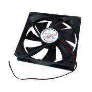 2pcs Ventilador Cooler Ventoinha Fan 120x120x25mm 12v