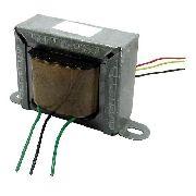 Transformador Trafo 12+12v 100ma Bivolt Eletronica Eletrica