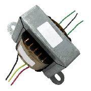 Transformador Trafo 12 + 12v 500ma Bivolt
