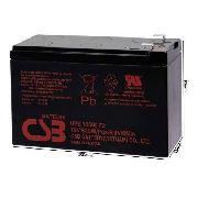 Bateria Csb 12v 9ah Hr1234w F2 Sms Apc Alarmes No Breaks