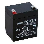 Bateria 12v 5ah Nobreak Haze Power Sms Apc Original 7846