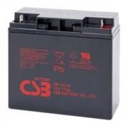 3pcs Bateria 12v 17ah Csb No Break Apc Sms Gp12170
