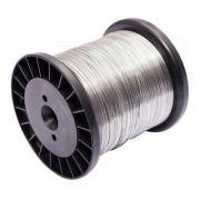 3pcs Carretel Arame Aço Inox Cerca Eletrica Fio 0,90mm 150mt