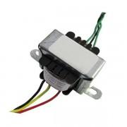 3pcs Transformador Trafo 10+10v 800ma Bivolt Eletronica