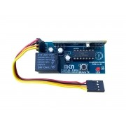 4pcs Receptor Alarme Portao Fechadura Mkn 433mhz 682 Tx