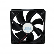 50pcs Ventilador Cooler Ventoinha Fan 120x120x25mm 12v