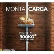 Elevador De Carga Rossi 4,50mts 150kgs 220v Restaurante