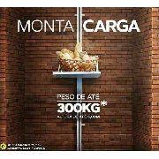 Elevador De Carga Rossi 3,50mts 150kgs 220v Restaurante