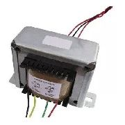 Transformador Trafo 24+24v 5a Bivolt 110/220v