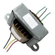 8pcs Transformador Trafo 12+12v 300ma Bivolt Eletronica