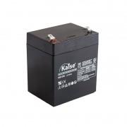 Bateria 12v 5ah Kaise Nobreak Sms Apc Kb-1250 Original