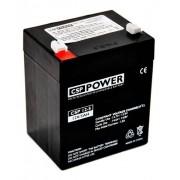 Bateria Csp Power 12v 5ah Csp 12-5s Sms - Apc Original