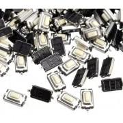 Botao Interrutor Smd Tactil Chave Controle Remoto Led