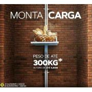 Elevador De Carga Rossi 4mts 150kg 220v Restaurante+ Viga U