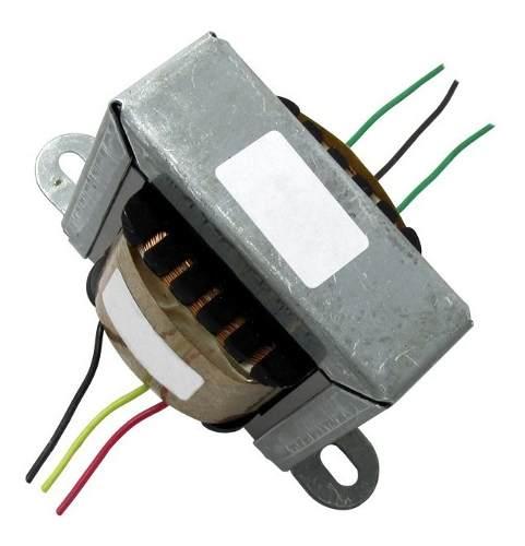 Transformador Trafo 24+24v 2a Bivolt Eletronica Eletrica