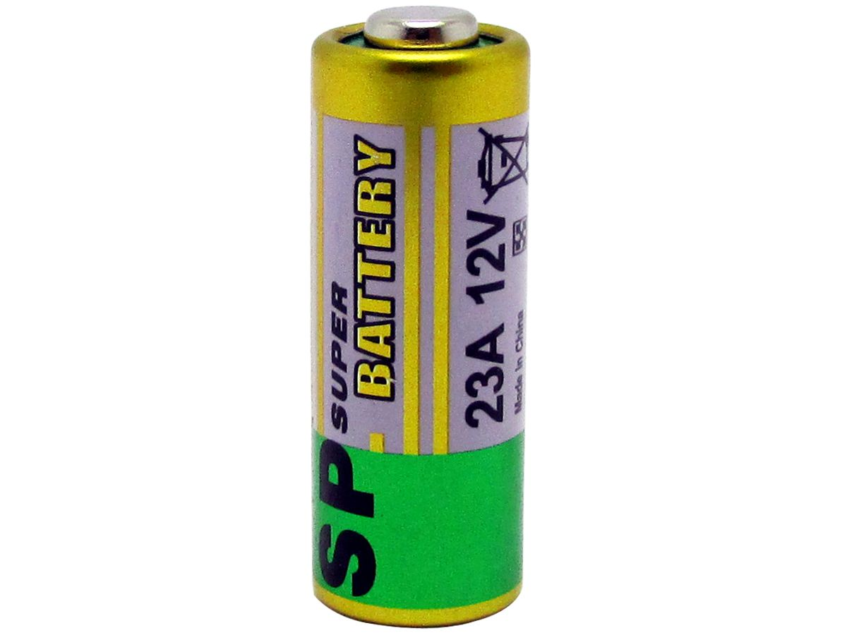 200pcs Pilha Alcalina Bateria 12v A23 Alarme Controle Nova