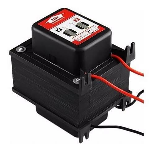 Transformador De Voltagem 6000va 4200w 110/220v E 220/110v