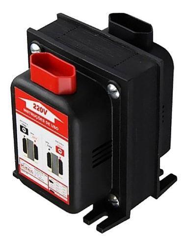Transformador De Voltagem 4000va 2800w 110/220v E 220/110v
