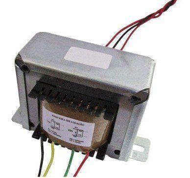 Transformador Trafo 12 + 12v 4a 110v 220v