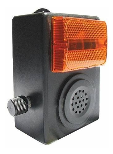 Campainha De Telefone Auxiliar Com Luz 110v Ajuste Volume