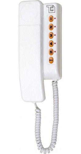 Interfone Para Elevador Thevear Intercomunicador It40 Gancho