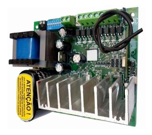 Central Eletrônica Inversora Monofásica E Trifásica Acton