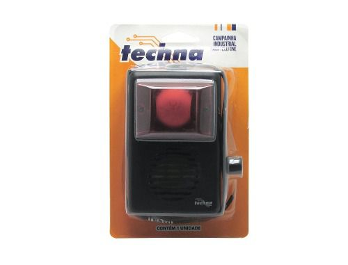 2pcs Campainha Telefone Auxiliar Audiovisual 220v Industrial