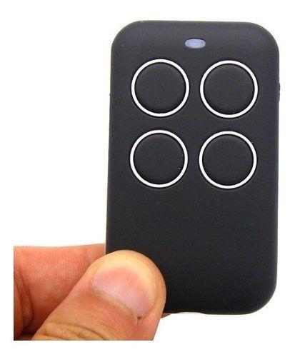 2pcs Controle Remoto Rossi Faac Xt4 433mhz Porta Aco Enrolar