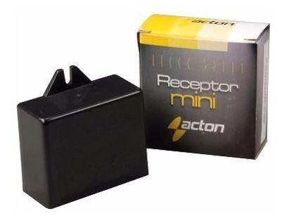 2pcs Receptor Alarme Portao Fechadura Acton Mono 433mhz