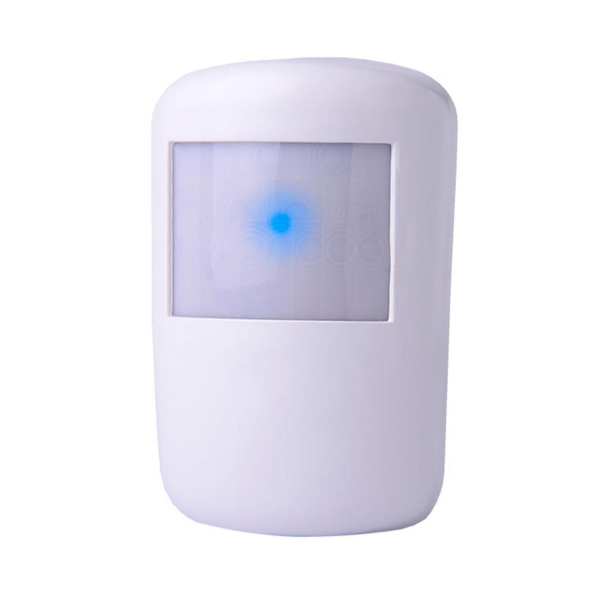 2pcs Sensor De Presença Ipec Passivo Sem Fio Vision Rf