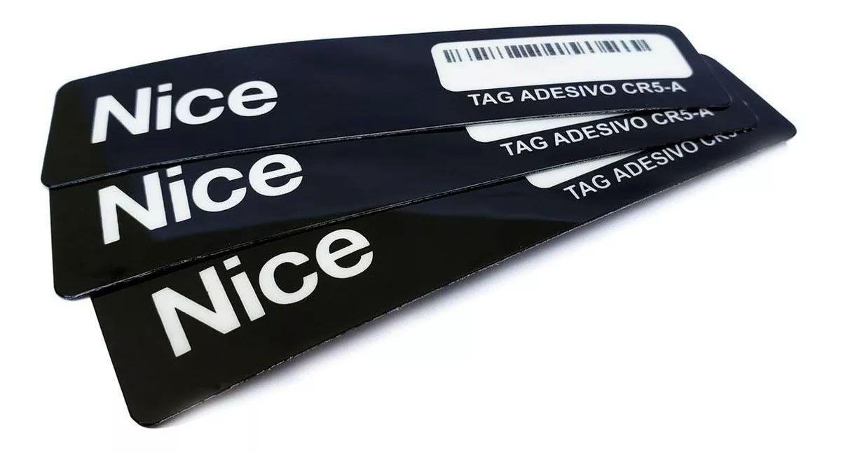 2pcs Tag Linear Original Adesivo Cr4 Hcs Etiqueta Sem Parar
