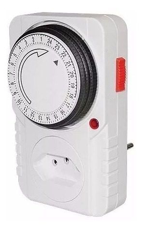 2pcs Timer Temporizador Analogico 110/220v Progamavel