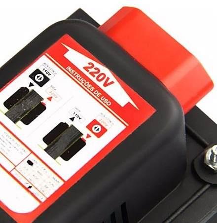 2pcs Transformador De Voltagem 750va 525w 110/220v E 220/110