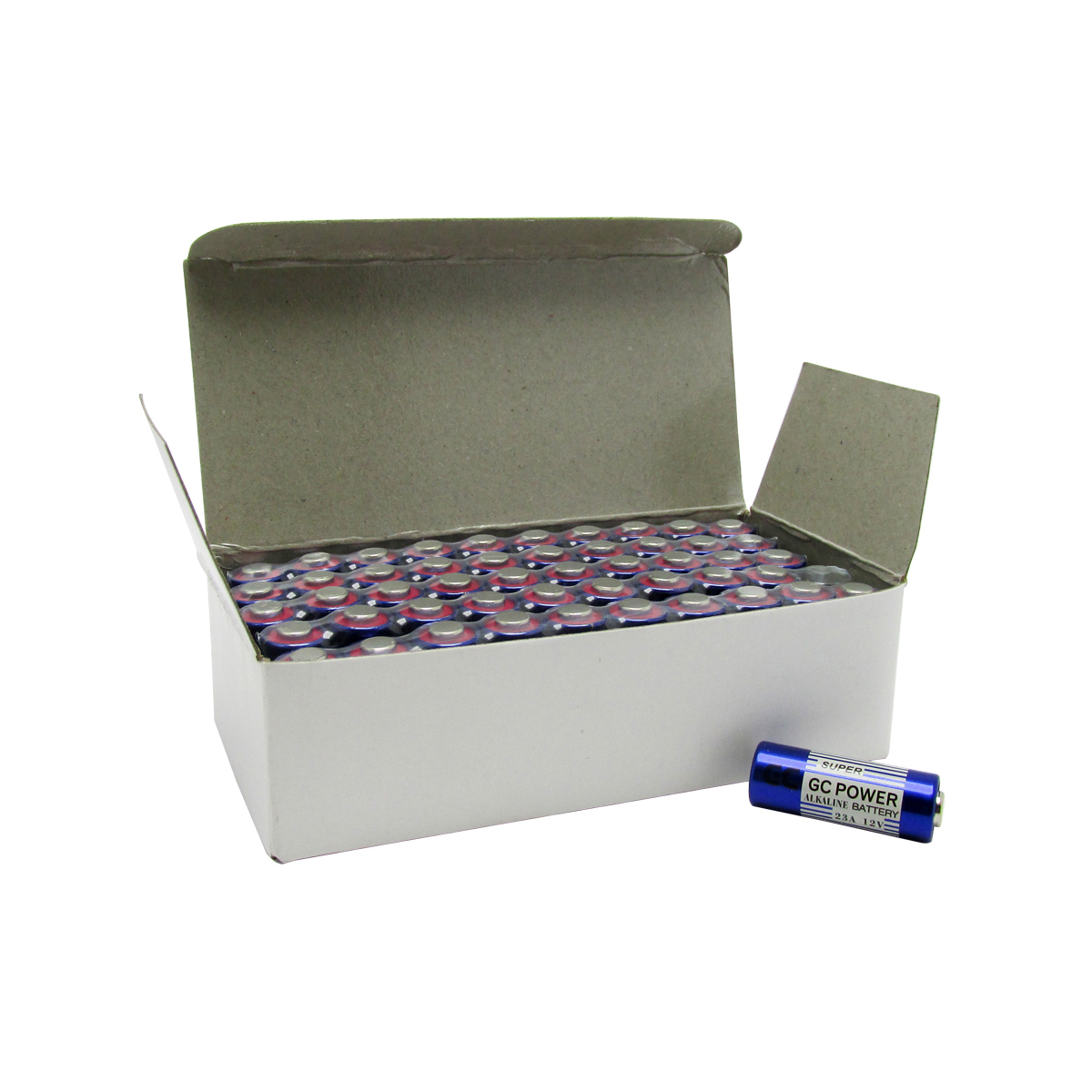 300pcs Pilha Alcalina Bateria 12v A23 Gc Portão Alarme