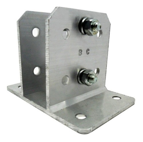 30pcs Haste Cerca Elétrica 25x25 1mt Industrial Com Suporte