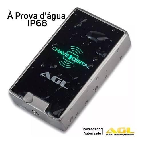 Kit Controle De Acesso Ca2000 Plus Rfid Agl