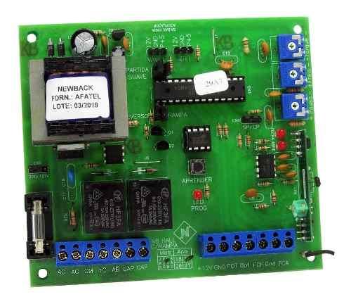 Central Placa Rossi Compativel Kx30 Kxhi30 Fs Hall Nano