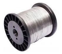 3pcs Carretel Arame Aço Inox Cerca Elétrica 0,60mm 320mts