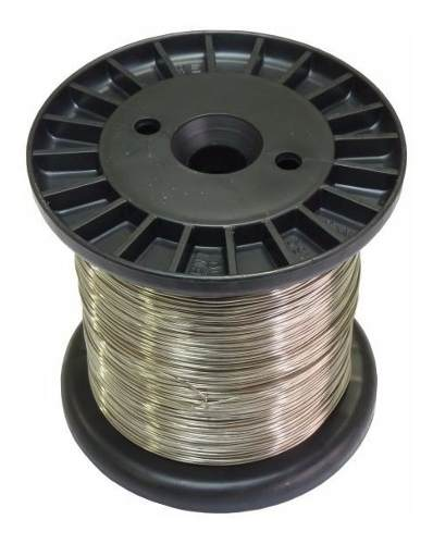 3pcs Carretel Bobina Cerca Elétrica Galvanizado 1,20mm 240mt
