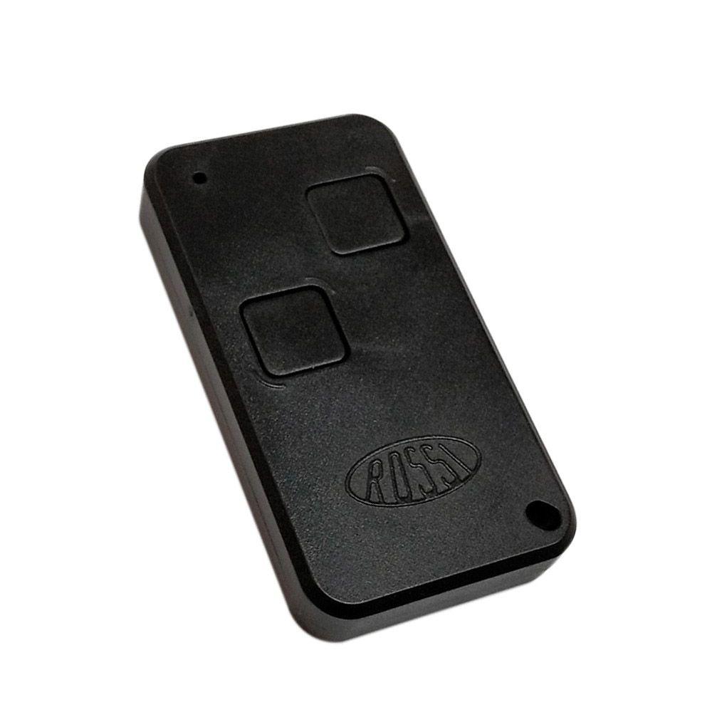 3pcs Controle Remoto Para Portão Eletrônico Rossi NTX 433 Mhz Hcs