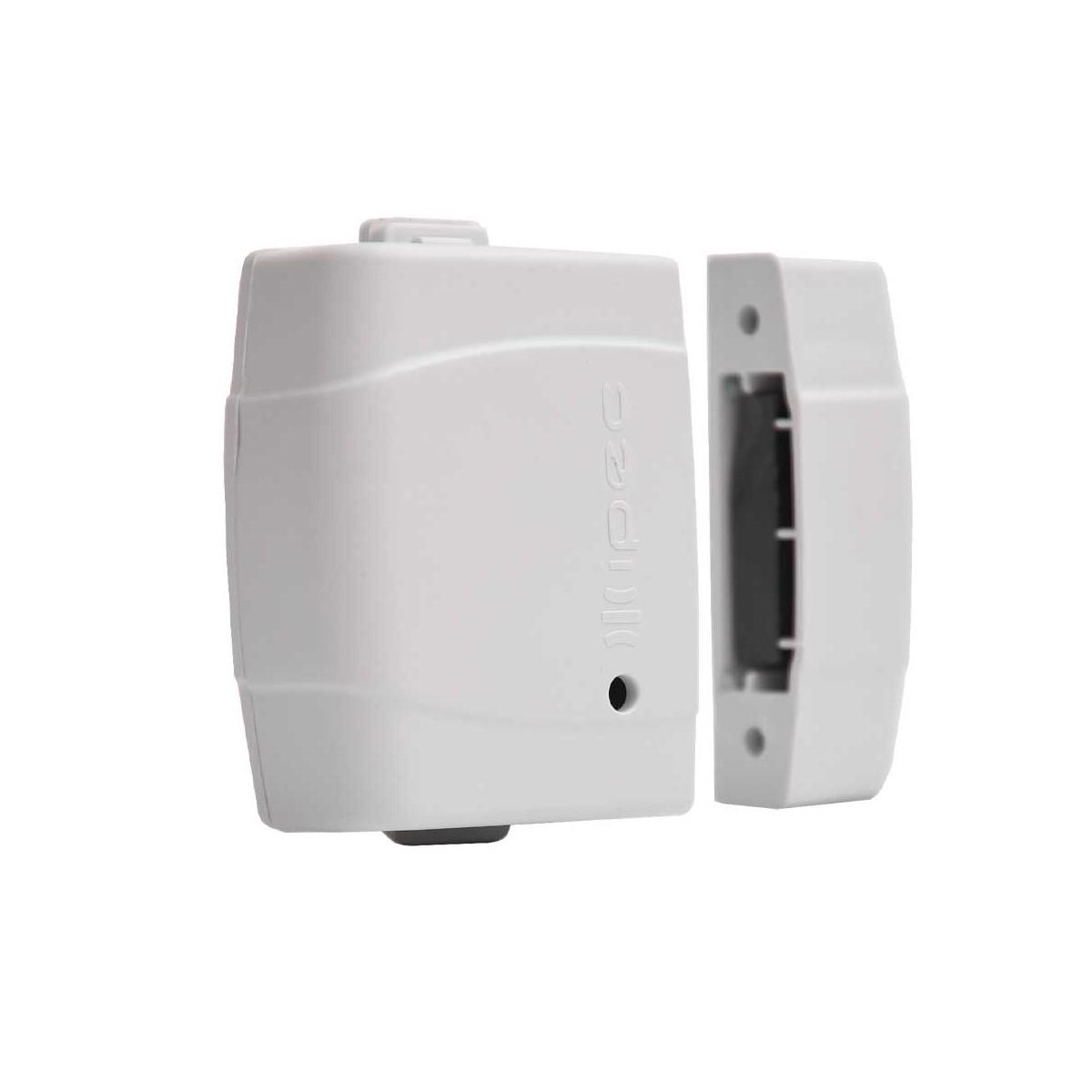 3pcs Sensor Magnético Sem Fio Alarme Residencial Portas Janelas Saw 433,92mhz Ipec