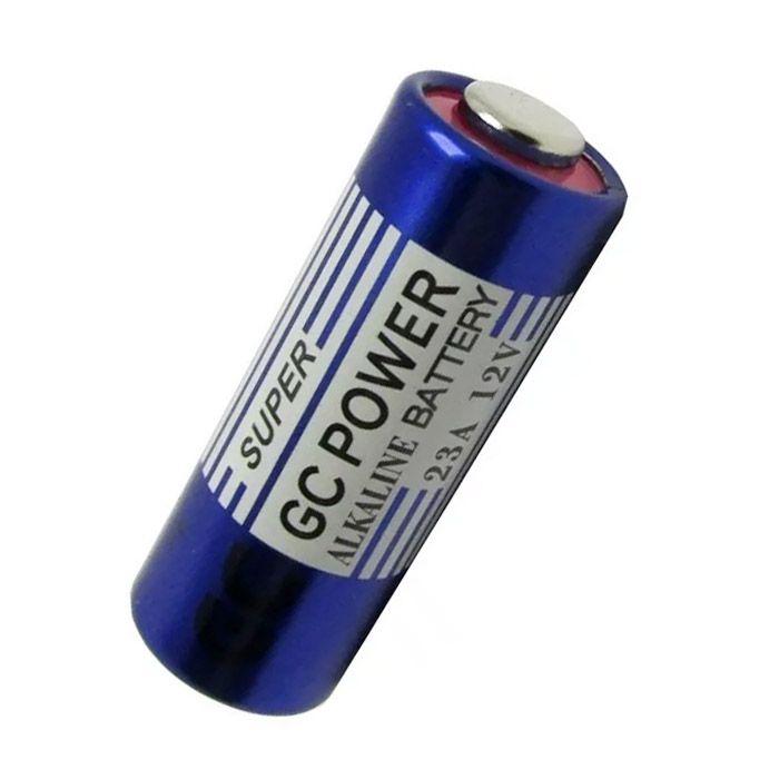 400pcs Pilha Alcalina Bateria 12v A23 Gc Portão Alarme