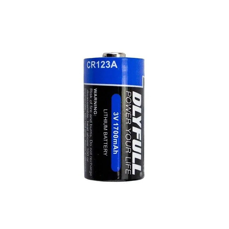 40pcs Bateria Pilha 3v Cr123a-b1 Original Dlyfull