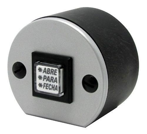 40pcs Botoeira Botão Comando Acionamento De Fechadura Portão