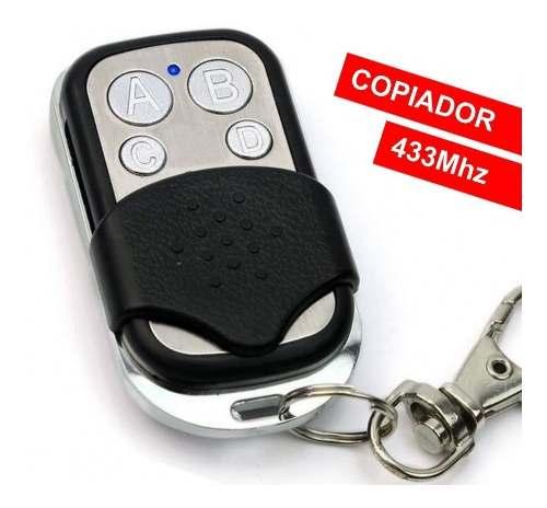 4pcs Controle Remoto Alarme Portão Copiador Clone Duplica