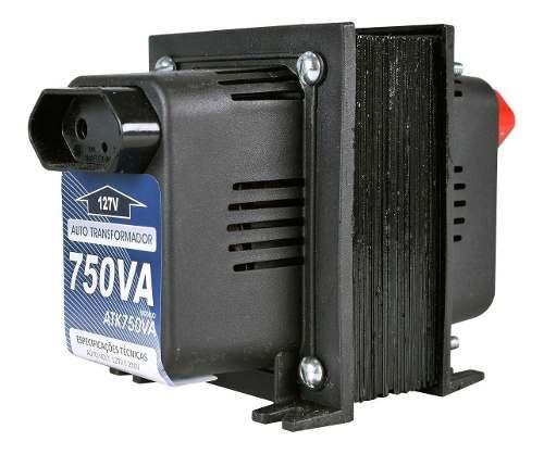 4pcs Transformador De Voltagem 750va 525w 110/220v E 220/110