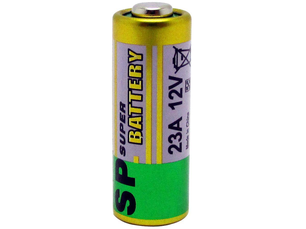 500pcs Pilha Alcalina Bateria 12v A23 Controle Portão Alarme